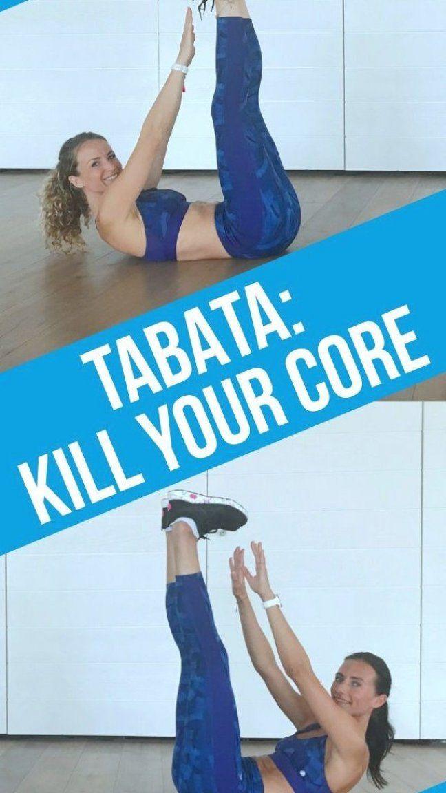 Du m  chtest einen flachen Bauch und einen starken Core  Dann trainiere live mit unseren Fitnesstrai...