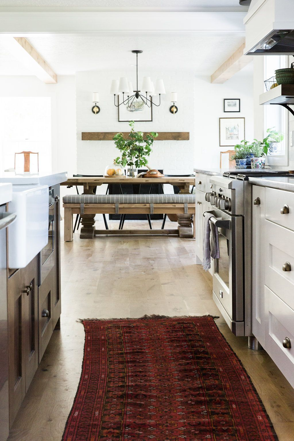 Amazing after alpine modern remodel kitchen dining and mudroom