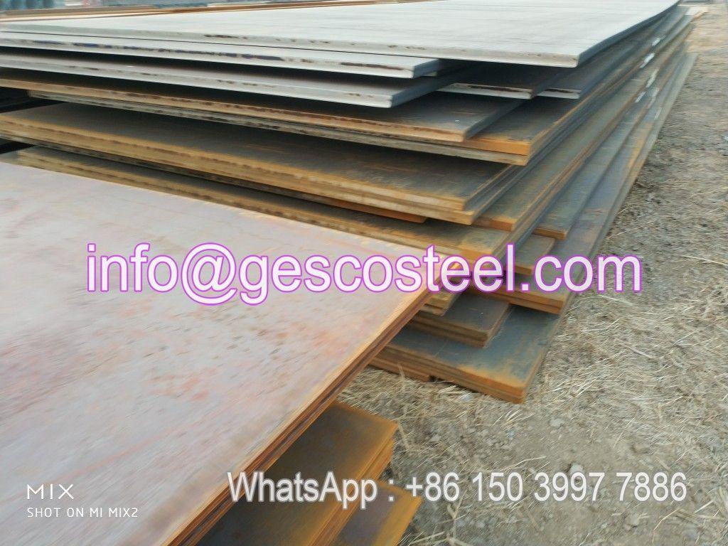 NM 500,NM 500 STEEL PLATE,Steel SupplierChina GB/T 24186 NM500
