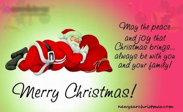 Unique Merry Christmas Messages | Merry Christmas Messages | merry ...