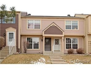 Conveniently Located Townhome Has Two Large Bedrooms, Each Having Its Own Bathroom! Kitchen Has Island With Cooktop Offering More Counter Space And Storage As Well As Access To Back Patio For Relaxing Outdoor Meals Or Peaceful Summer Evenings. Living Room Has Large Window For Lots Of Natural Light And Beautiful Stone Fireplace. Near Parks, Open Space, Golf Courses, Shopping, Dining, And Easy Access To Mountains And Downtown.