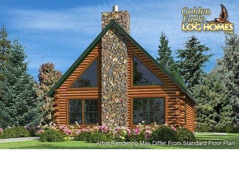 the sitka cedar home design plan with prow windows is a landmark