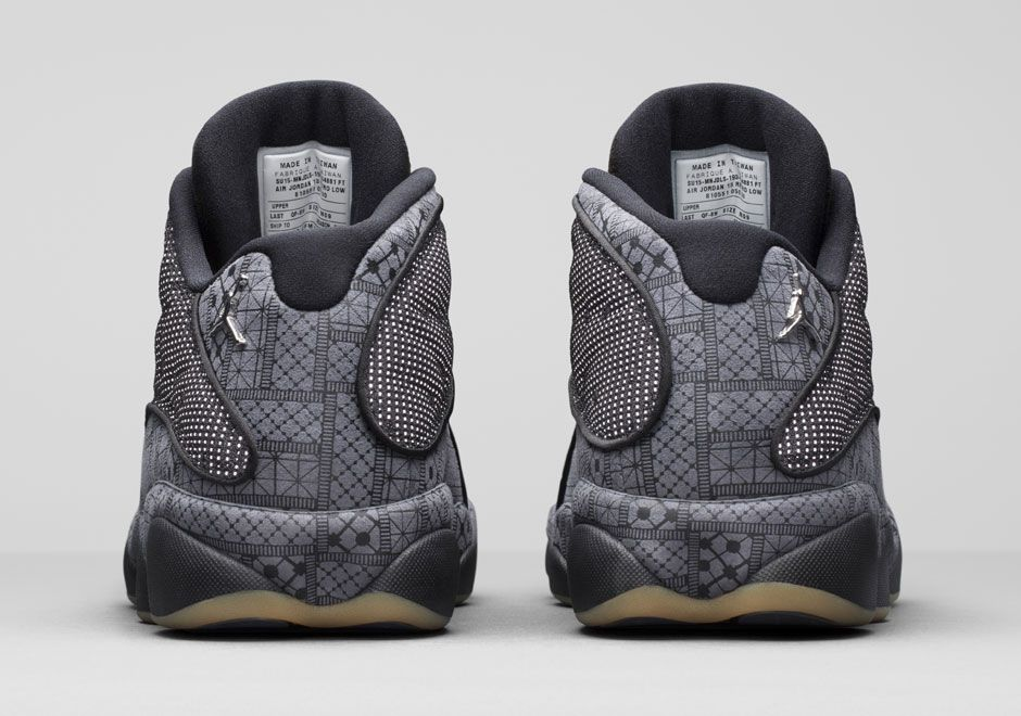 best service 2f928 1b4e4 Nike Air Jordan XIII Quai 54