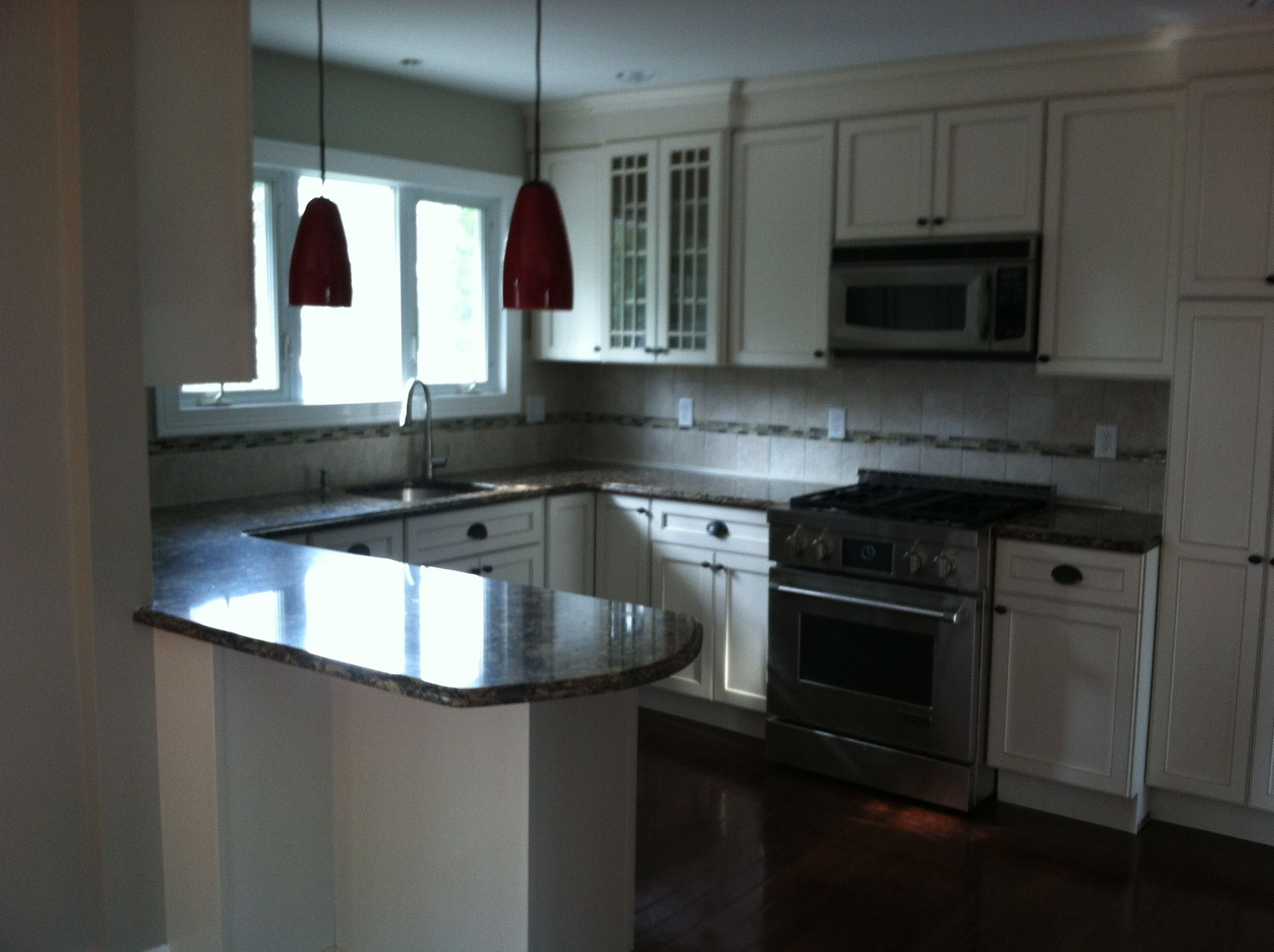 Pin On Kitchens By Woodbridge Builders