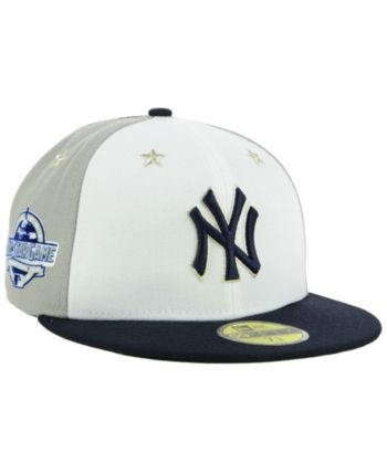 6fd530e77f750f New Era Boys' New York Yankees All Star Game w/Patch 59FIFTY Fitted Cap -  Blue 6 1/2
