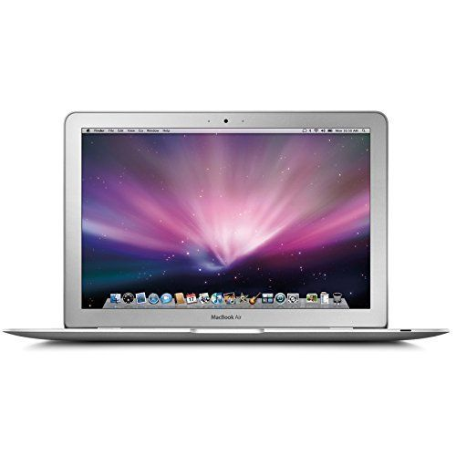 Apple Macbook Air 13 3 Inch Laptop Intel Core I5 1 6ghz 128gb