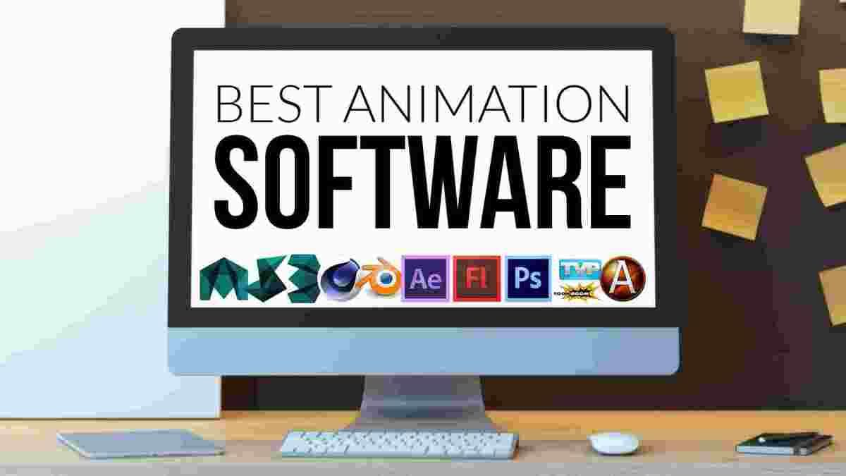 Animation Software For Laptop Free Download