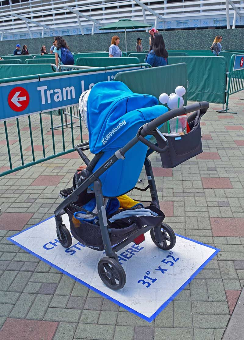 52 reference of disney double stroller policy in 2020