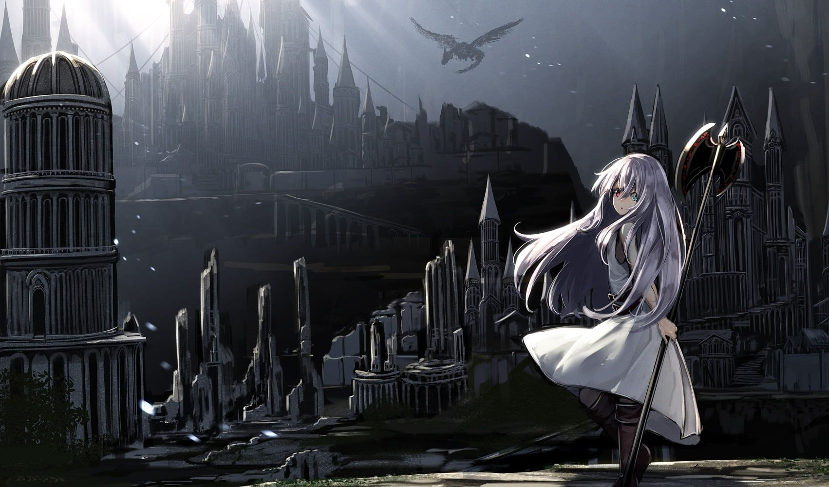 Anime Characters Outline Black Wallpaper Anime Wallpaper Download Dark Anime Android Wallpaper Anime