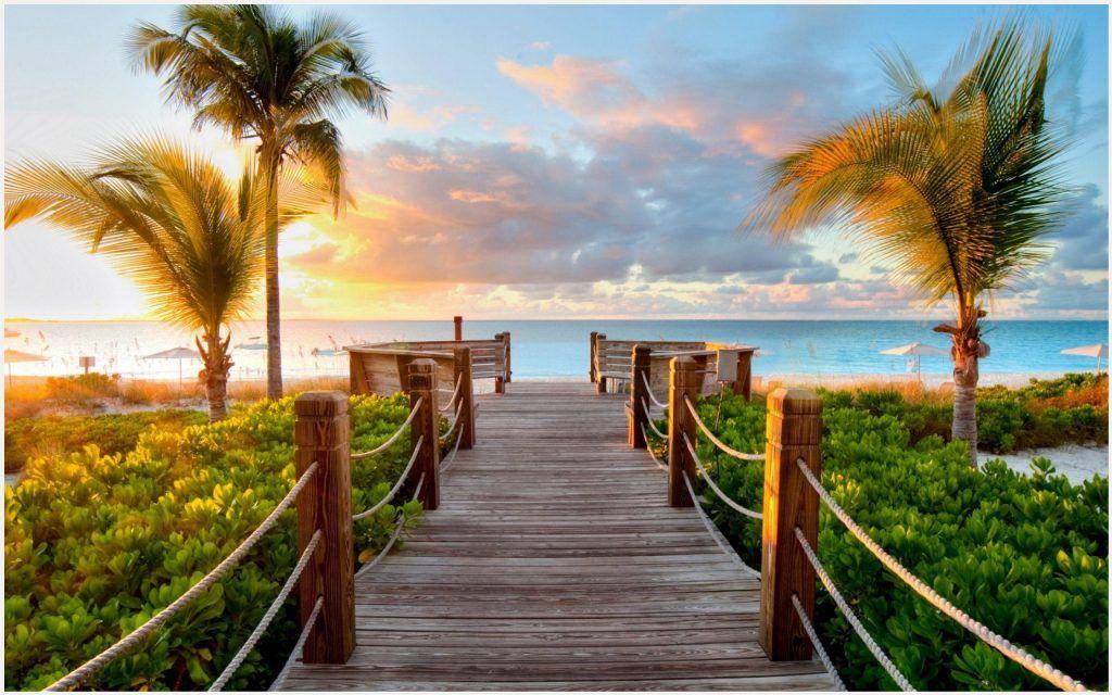 Caribbean Beach Wallpaper Caribbean Beach Live Wallpaper