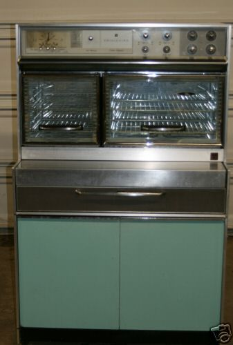 My Dream Kitchen Would Include A Retro Frigidaire Flair
