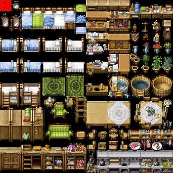 Interior B by SchwarzeNacht   RPG assets in 2019   Rpg maker