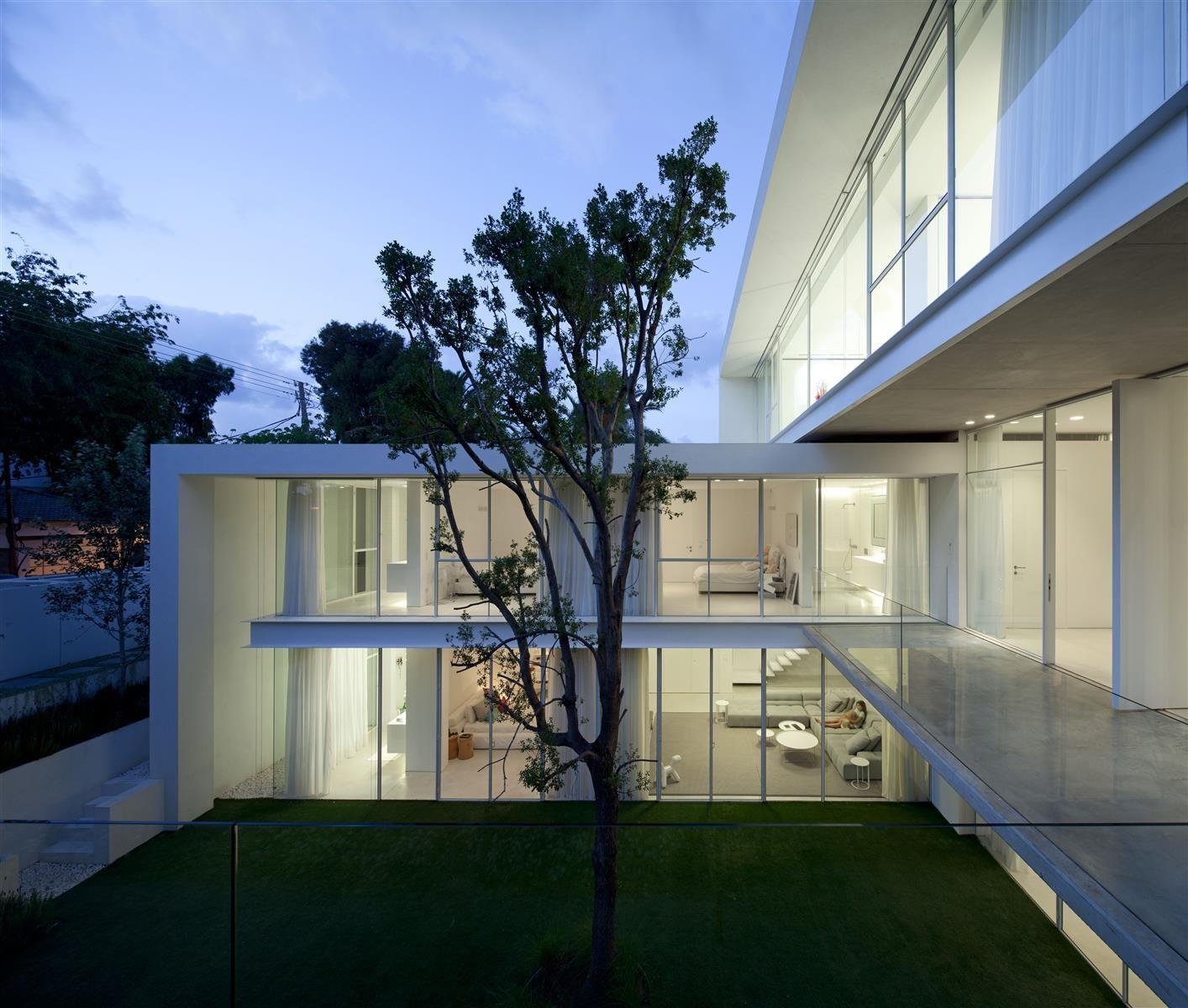 Ramat Hasharon House 13 - Pitsou Kedem
