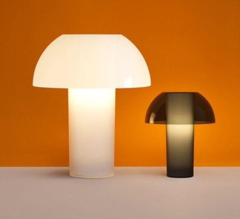 Lampe à poser, Colette 50, blanc, Ø42cm, H49,5cm Pedrali