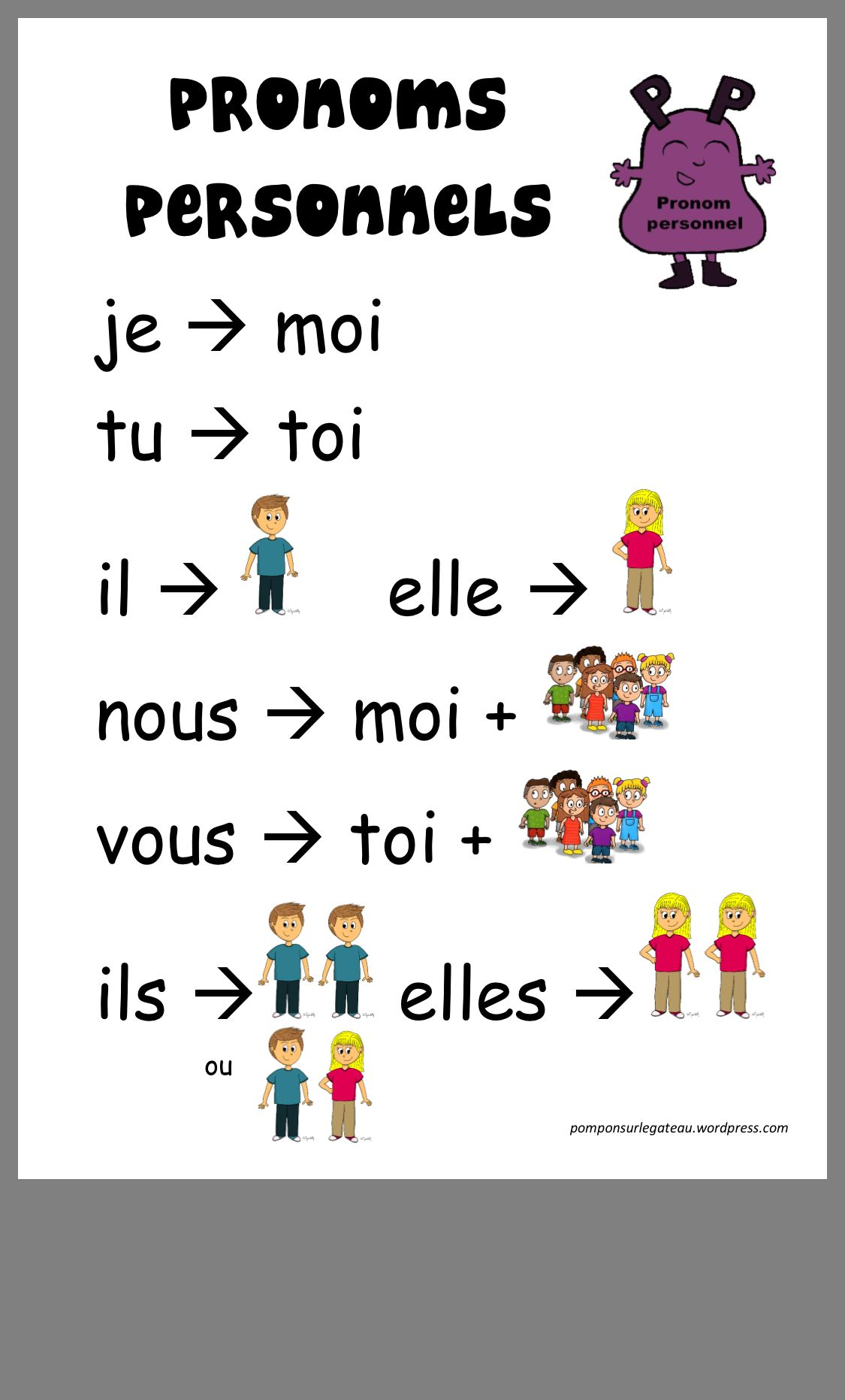 Pin By Rahmeh Akil Karaky On Teaching French