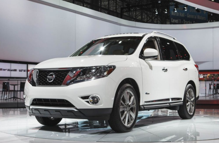2020 Pathfinder Review.2020 Nissan Pathfinder Platinum Review Colors And Price