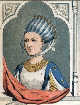 Margaret of Provence (1221 – 20 December 1295) was Queen of France as the wife of King Louis IX.