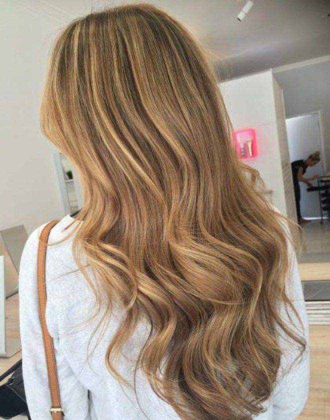 Das Grosse Blond 1x1 Karamellblond Haare Trendfrisuren