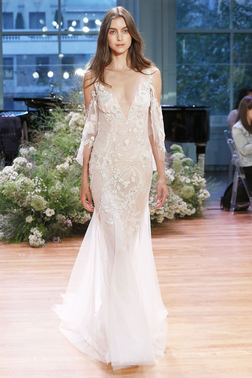 Our Favourite Fall 2017 Looks From Ny Bridal Fashion Week