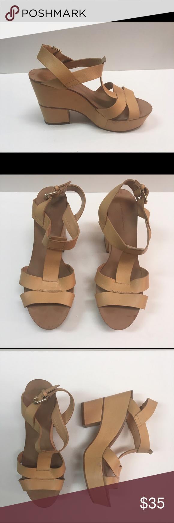 Sandals Zara 4 Heel Olxzuwpkit 2013 5 Inch Spring Summer Platform Basic CxBdero