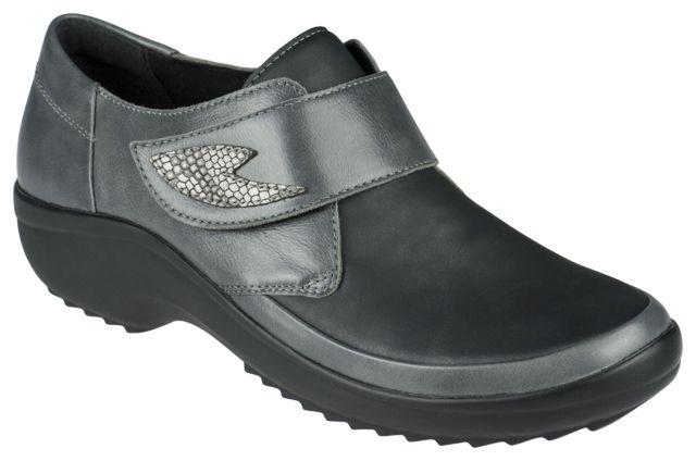 Polbuty Na Haluksy Ze Streczem Berkemann Talia Szara Shoes Flats Fashion