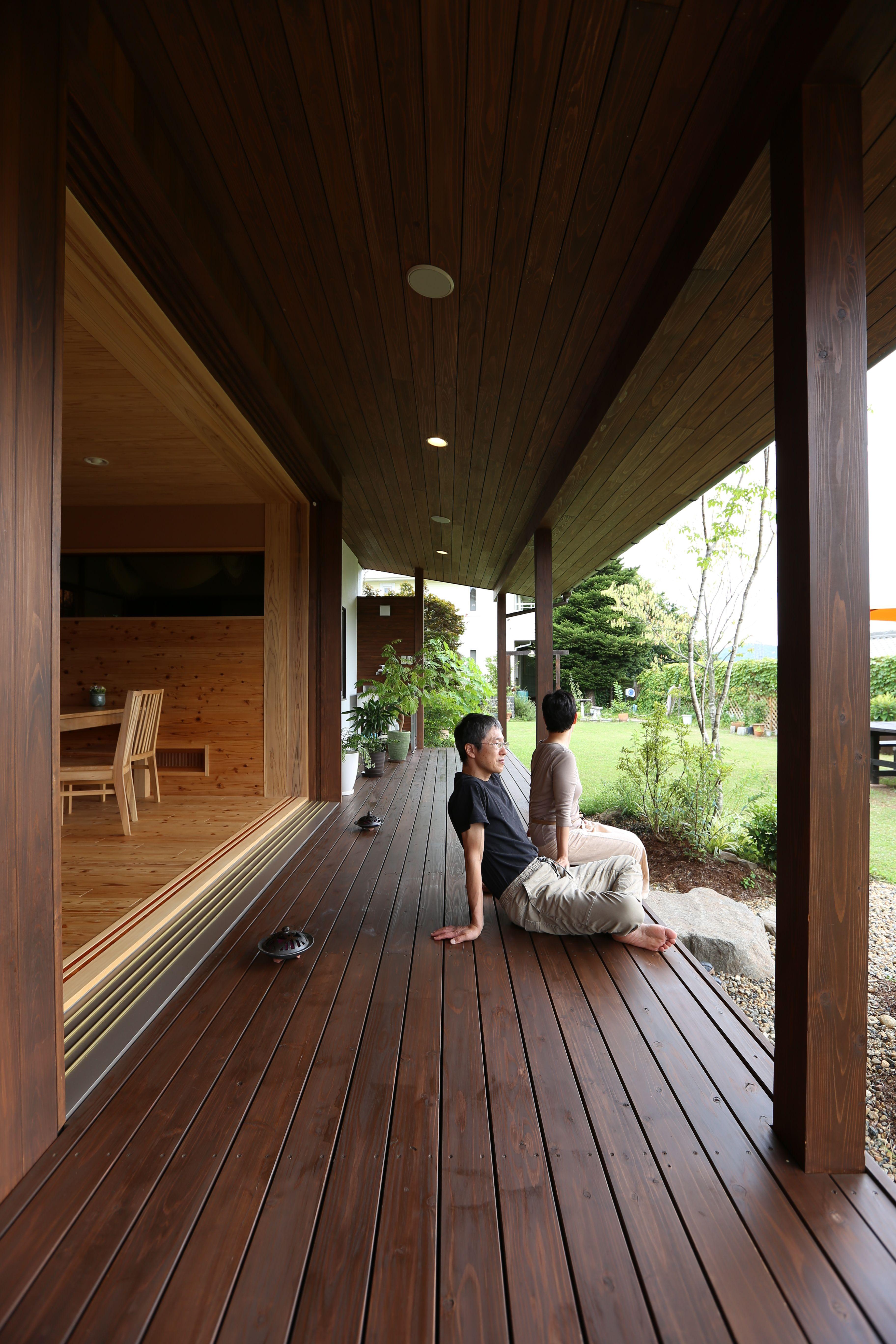 築50年 三田市 H様邸 縁側のある家 ハウスデザイン 家 外観