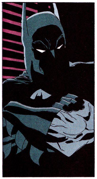 Batman by Tim Sale