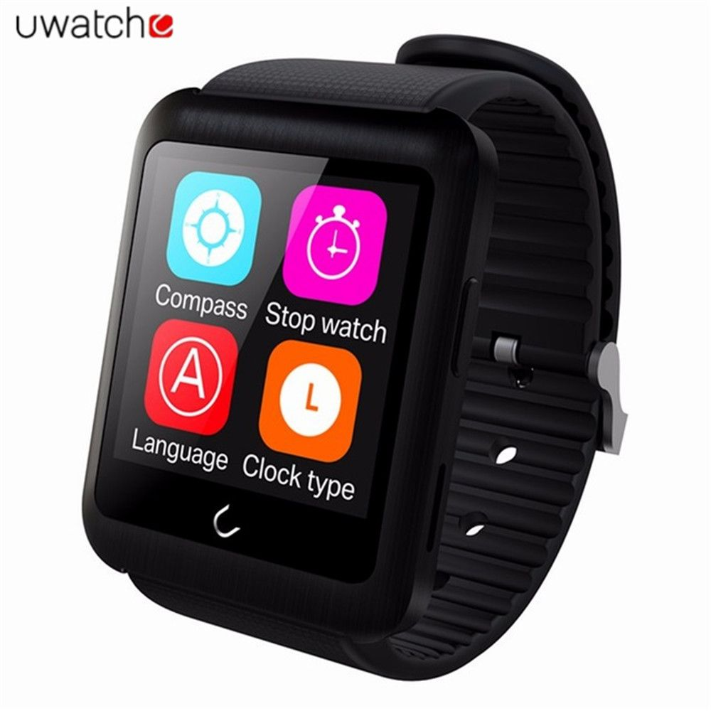 Uwatch U11 Bluetooth Smart Watch for ios Android Watch