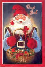 christmas postcards 2000 | Home > Christmas > Christmas Cards > Swedish text Christmas card ...