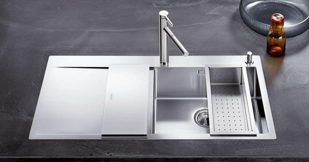 Reinigung Möglichkeiten Für Die Küche Edelstahl Spülen Überprüfen - spüle für küche