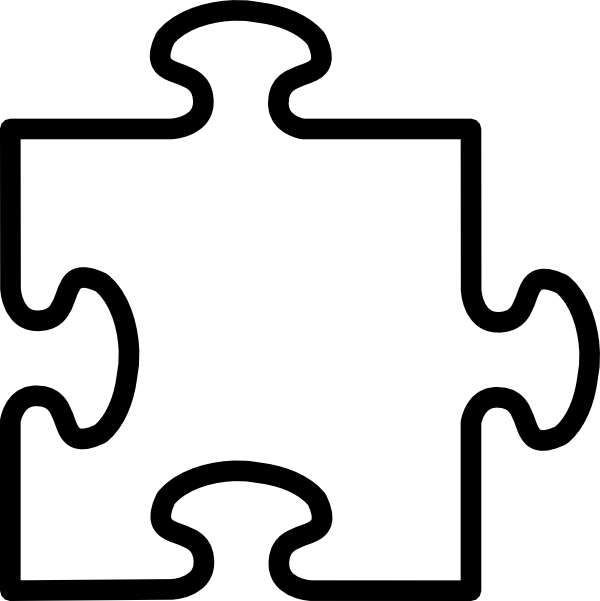 Image Result For Picture Of A Blank Puzzle Piece Lecture Cm1 Cm1
