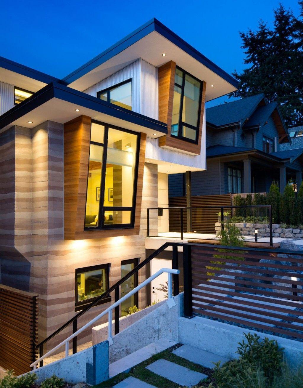 Eco House Design Hobart: Eco Friendly Building Materials Of Midori Uchi Green Home