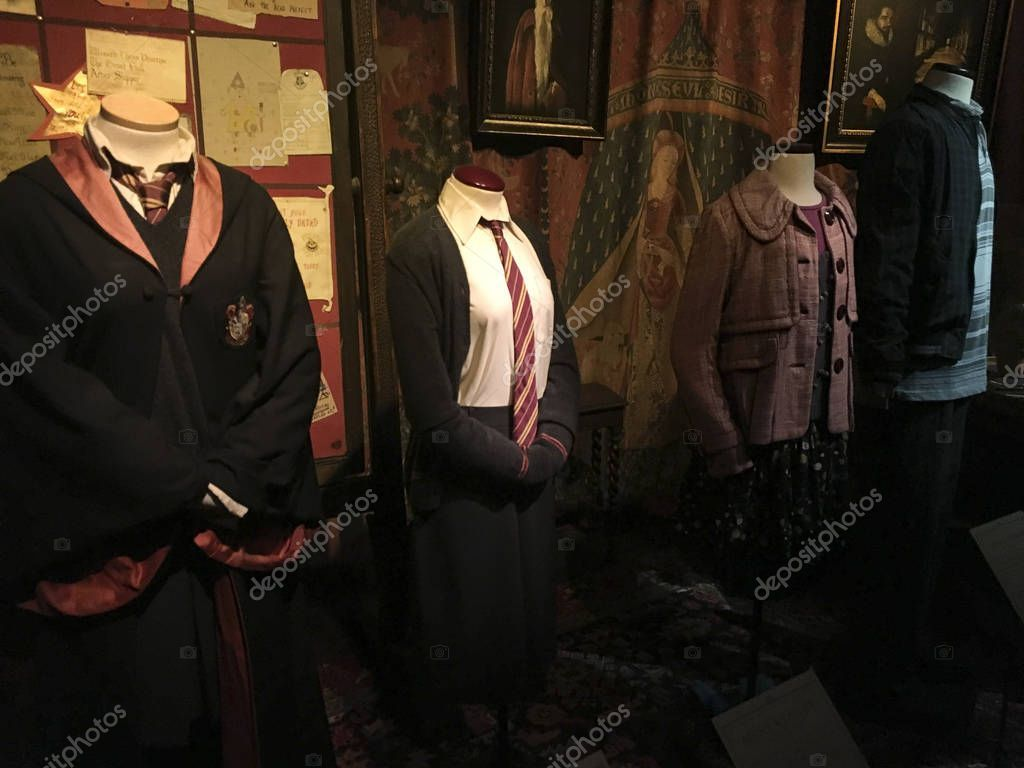 Exhibition Of The Original Harry Potter Filming Material Stock Photo Sponsored Harry Potter Exhibition Original Ad I 2020