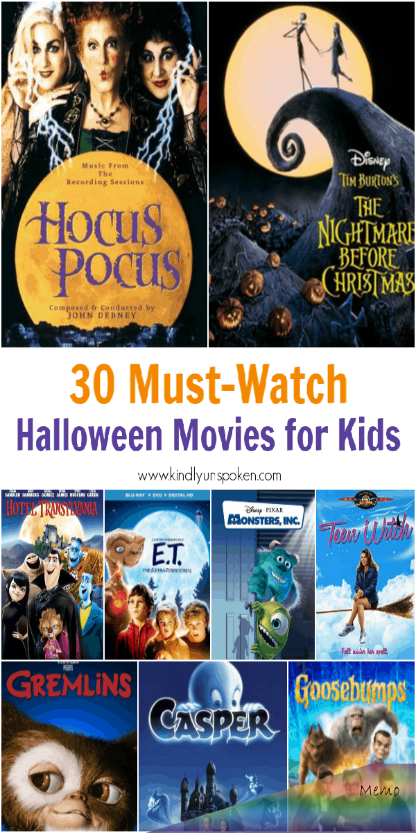 Aug 26 2019 Here S 30 Of The Best Halloween Movies For Kids And Families To Watch This October B Beste Halloween Filme Filme Fur Kinder Halloween Filmabend