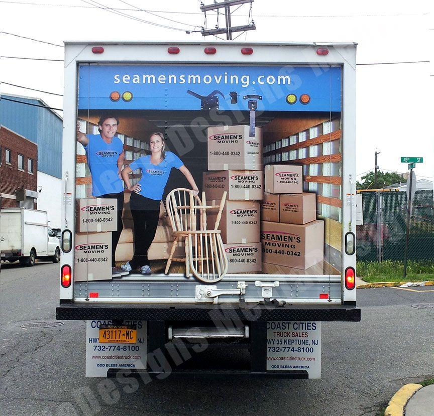 3d Truck Wrap Design By David Bavati Vehicle Wraps