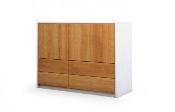 Breda Sideboard Weiss Kirschbaum A3 Otthon Pinterest