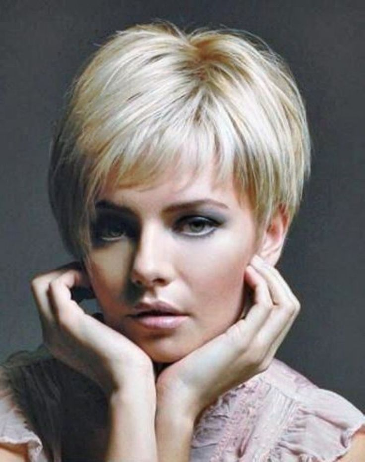 Short Haircuts For Women Over 60 Years