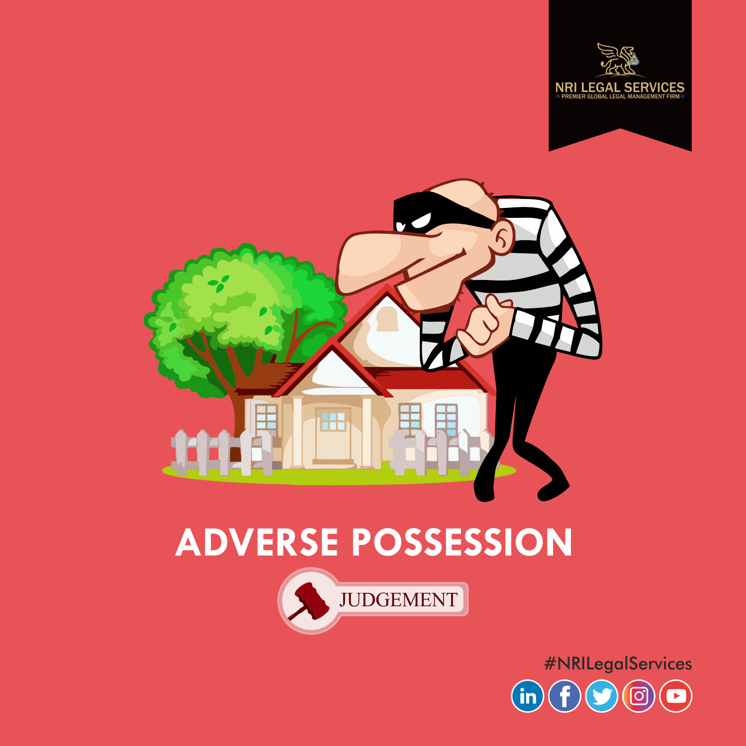 Adverse Possession Property lawyers in India in 2020
