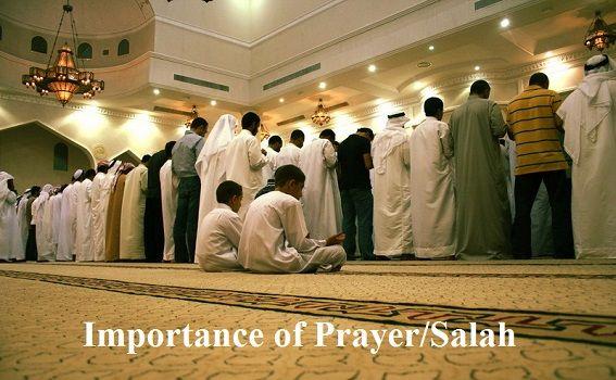 Importance of Prayer (Salah) in Jama'at