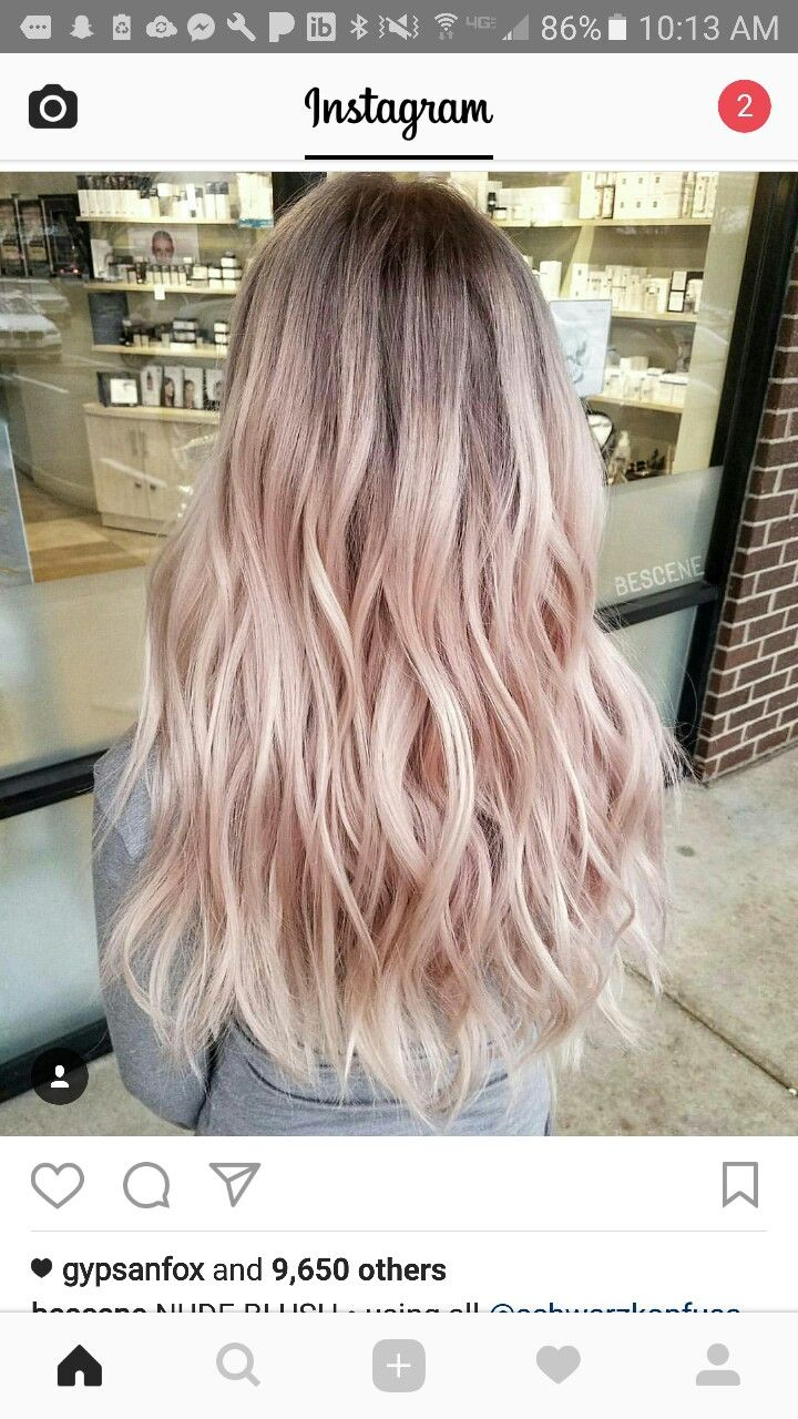 Pin By Megan Upjohn On Hair Inspo Hair Color Pastel Pink Hair Pink Hair Highlights