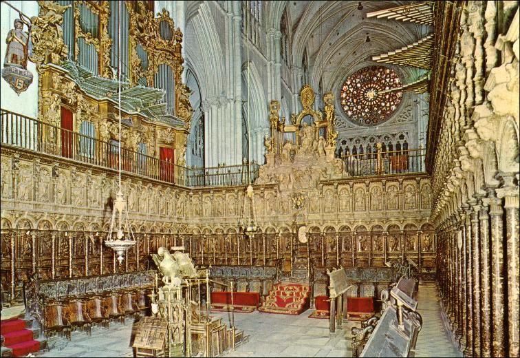 Catedral De Toledo Renacimiento En España Renacimiento Escultura Toledo