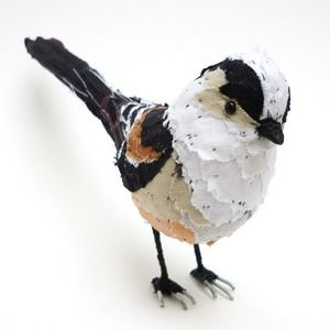 long tailed tit by abigail brown
