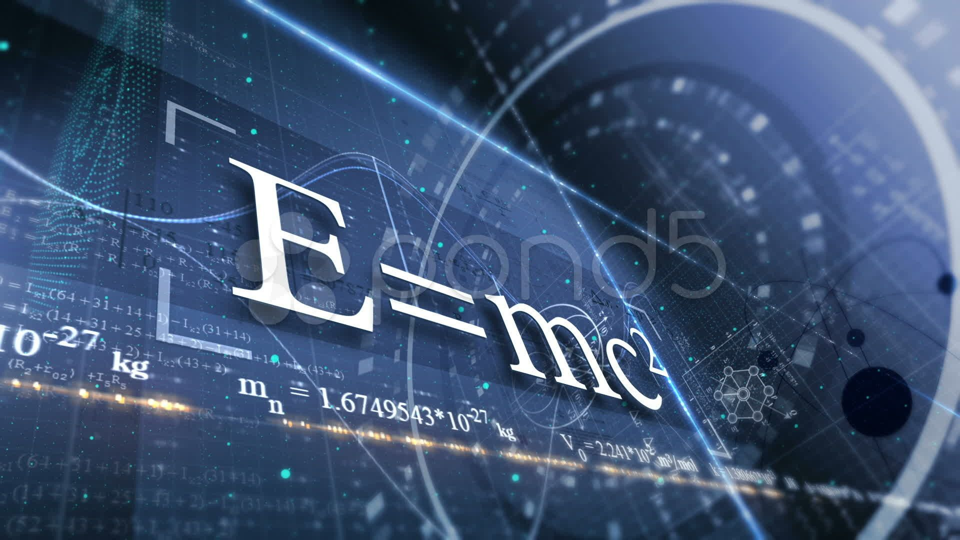 X Particle Physics Wallpaper