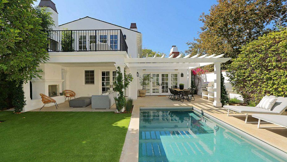 Lingerie Designer Turned House Renovator Lists Historic Home In Brentwood  For $6 Million |