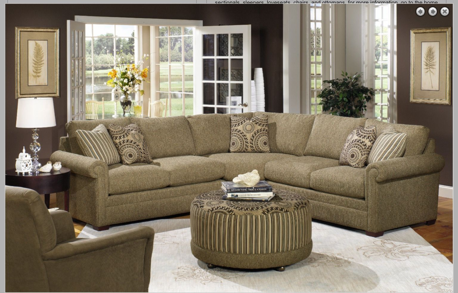 Pin By Nadine On Kitchen Ideas With Images Living Room Sectional Furniture Sofa Set Craftmaster Furniture