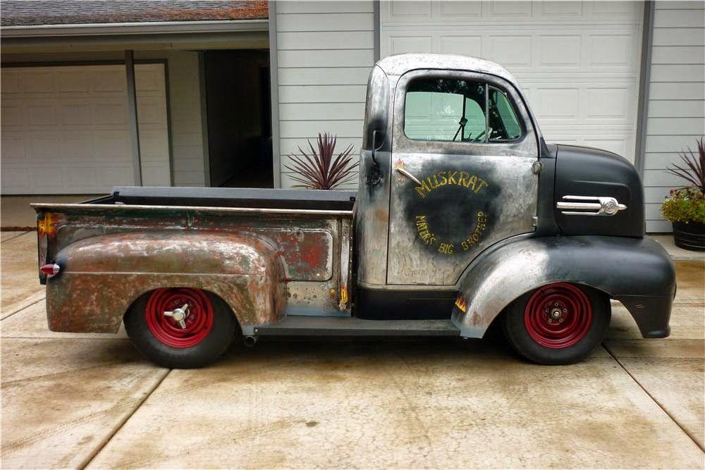 American Rat Rod Cars & Trucks For Sale: Muskrat | Rats | Pinterest ...
