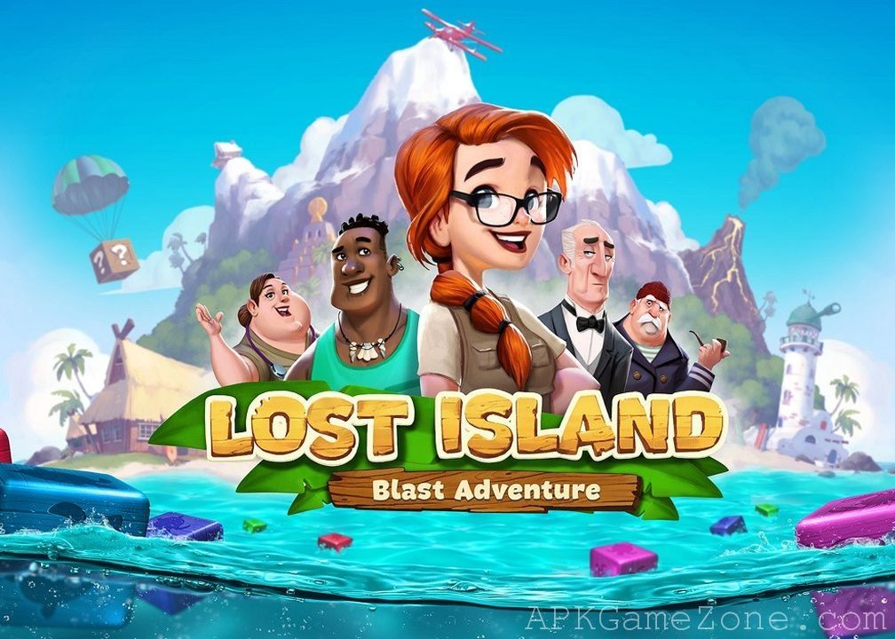 Lost Island Blast Adventure VIP Mod Download APK