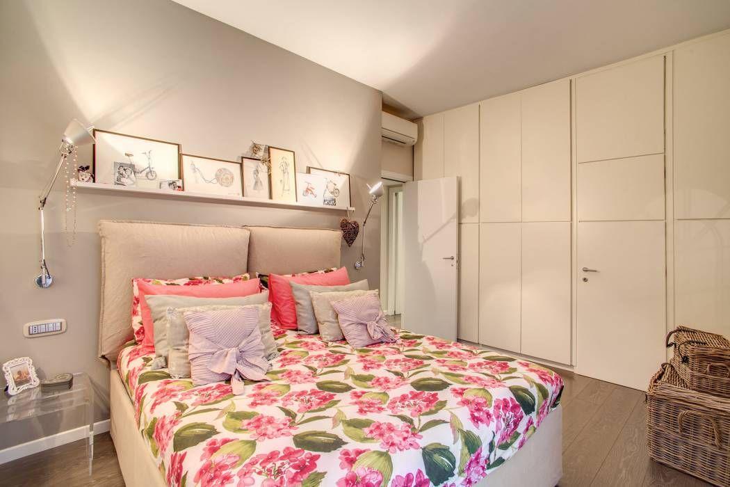 Camera Da Letto Padronale The Sims : Coviello camera da letto in stile di mob architects camerette