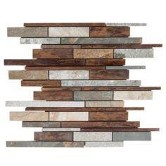 Decorative Tile Accent Pieces Copper Canyon Metallic Mosaic  Accent Pieces Mosaics And Bath