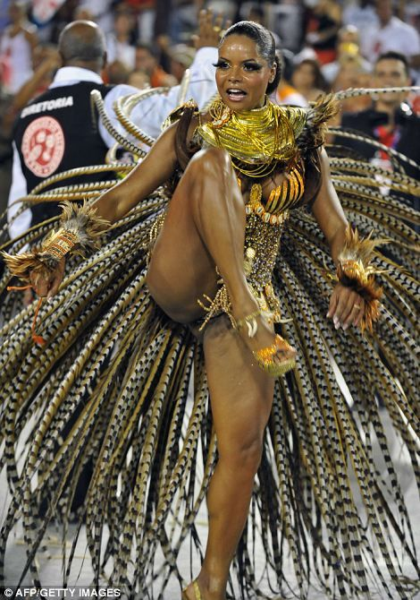Rio De Janeiro In 3 Days Travel Itinerary Carnival Girl Brazil